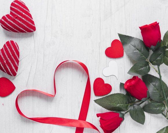 romantyczny prezent dla niej