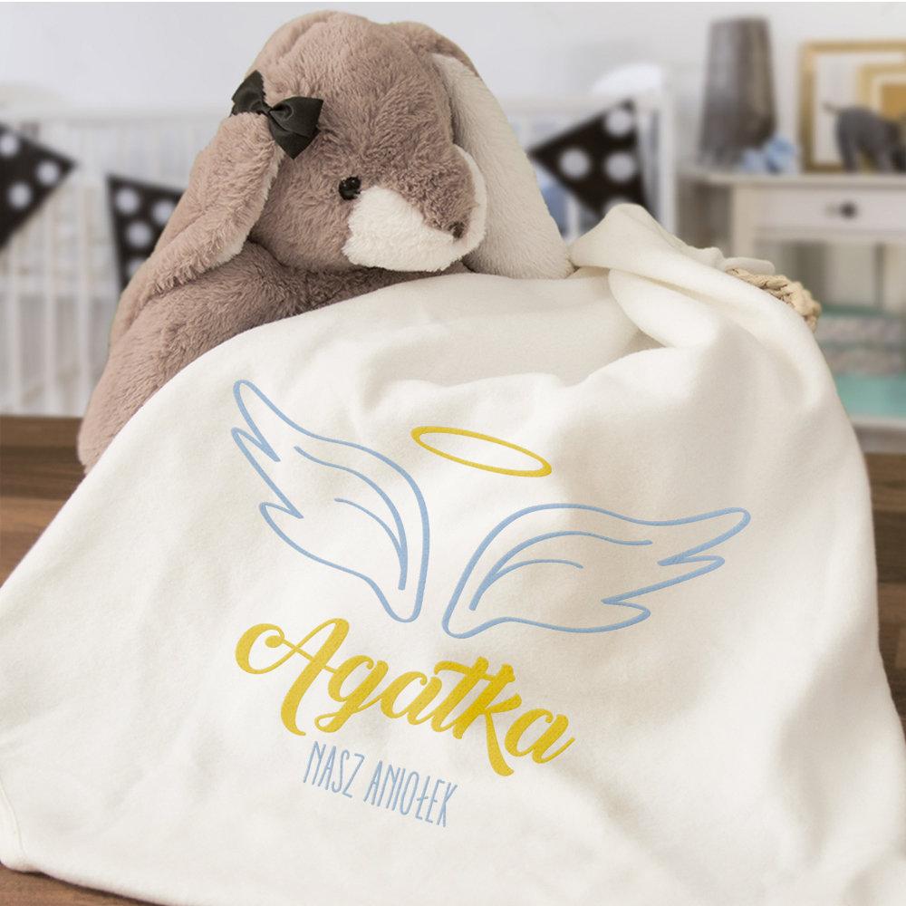 ręcznik niemowlęcy - jaki prezent na roczek dla dziewczynki