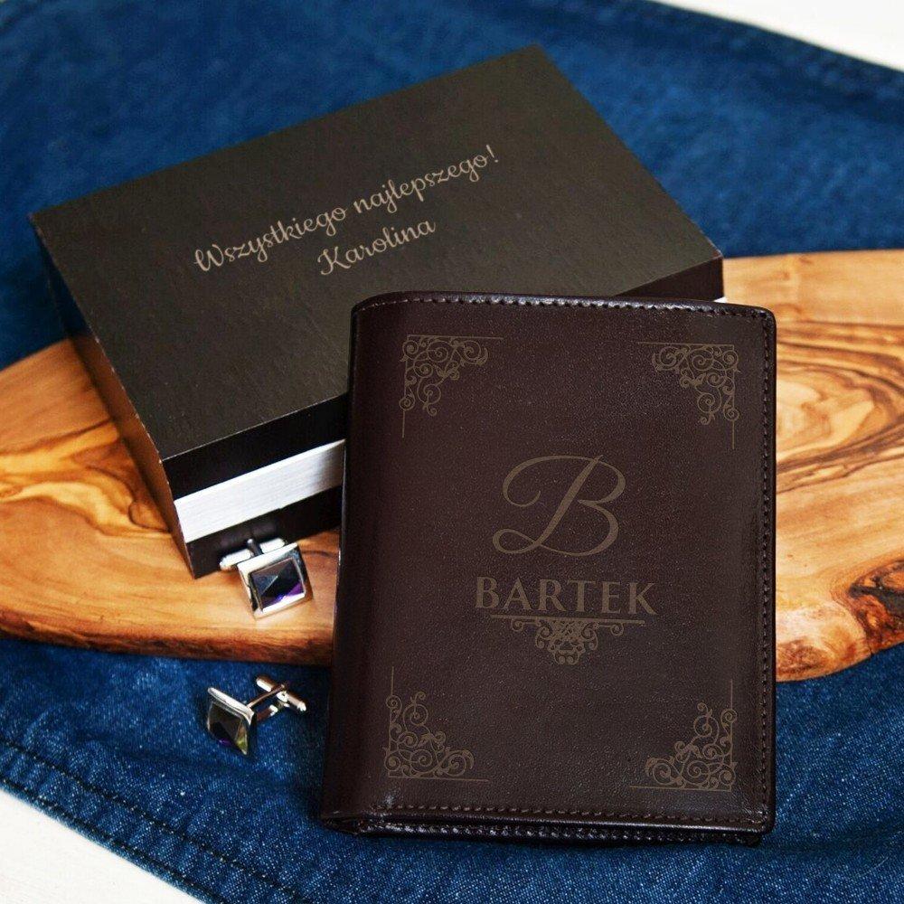 portfel - jaki prezent dla taty