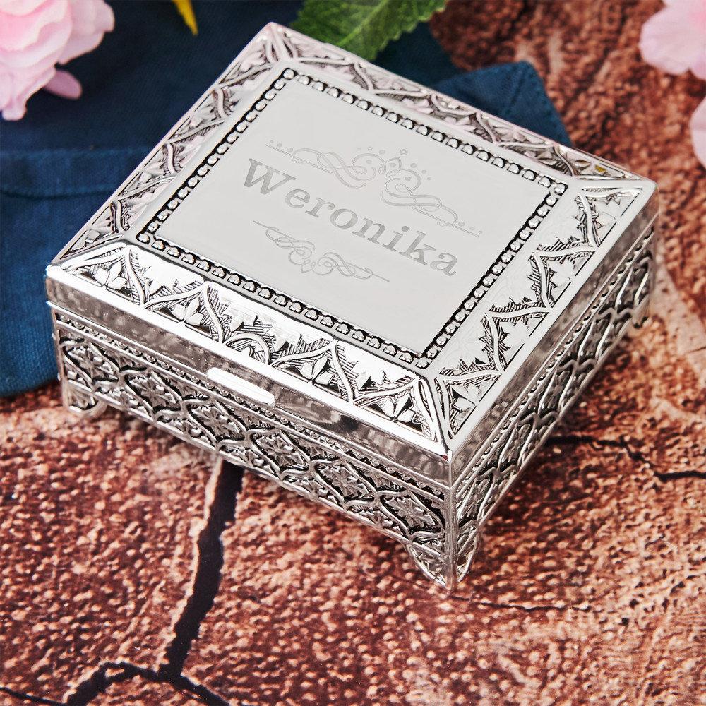 szkatułka - jaki prezent dla dziewczyny