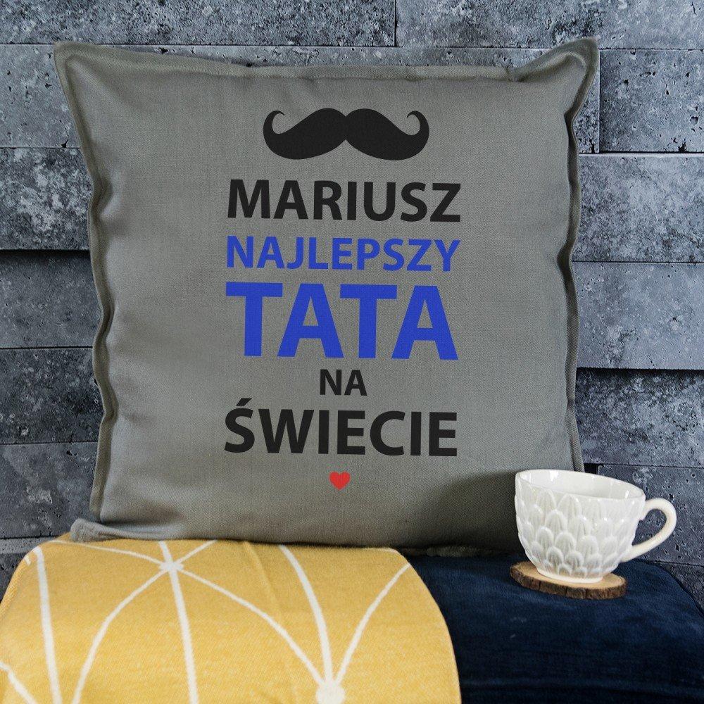 poduszka - jaki prezent dla taty