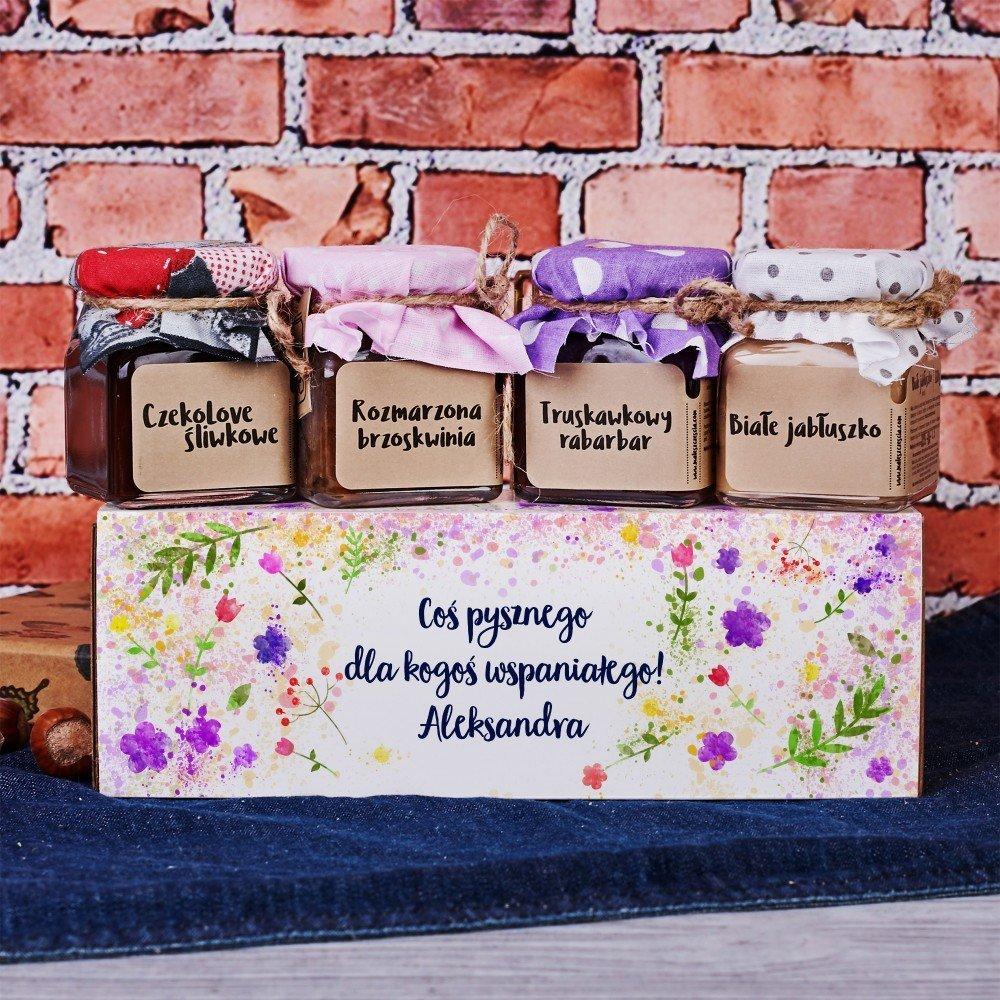 konfitury - jaki prezent na urodziny dla kobiety