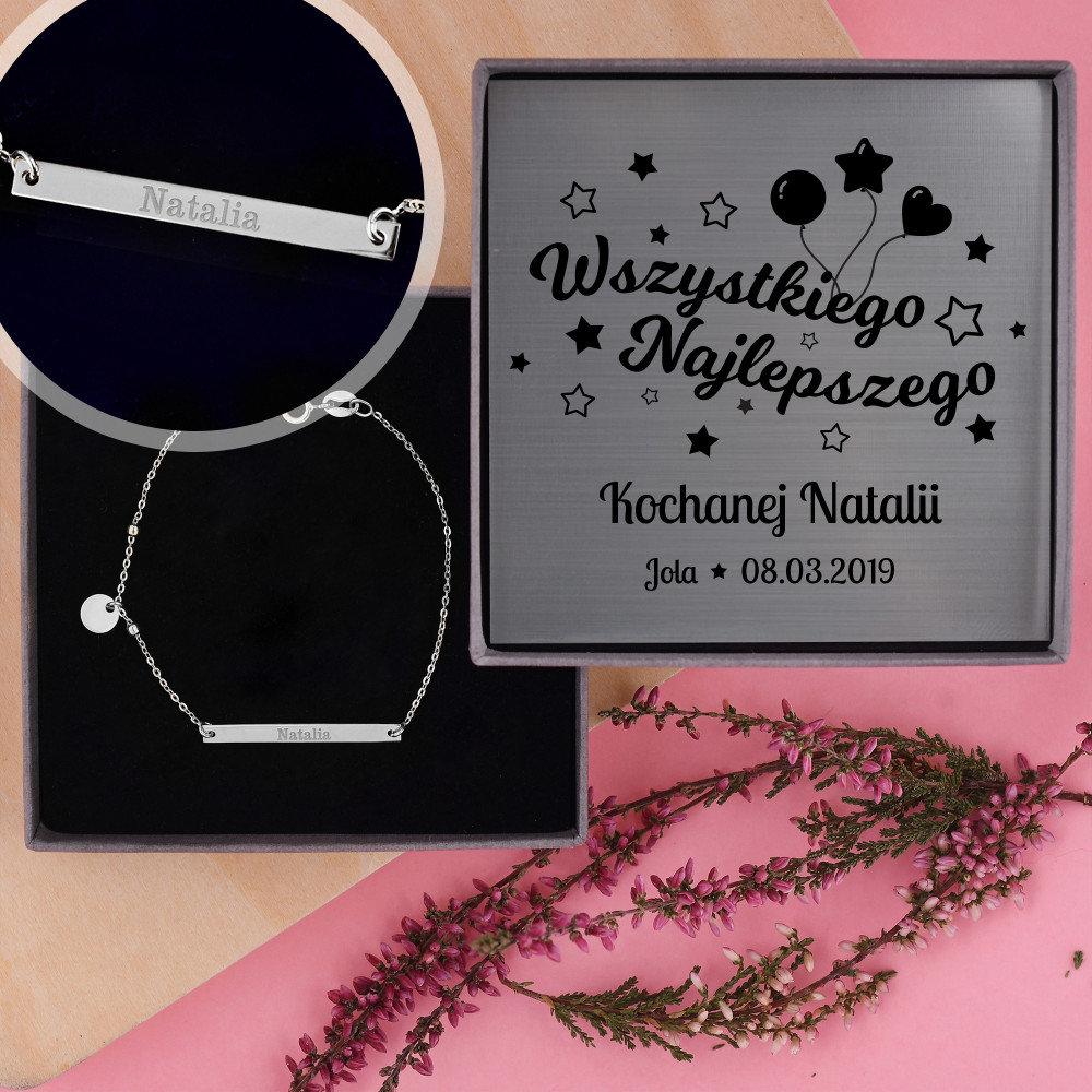 bransoletka - pomysł na prezent na 18 dla dziewczyny