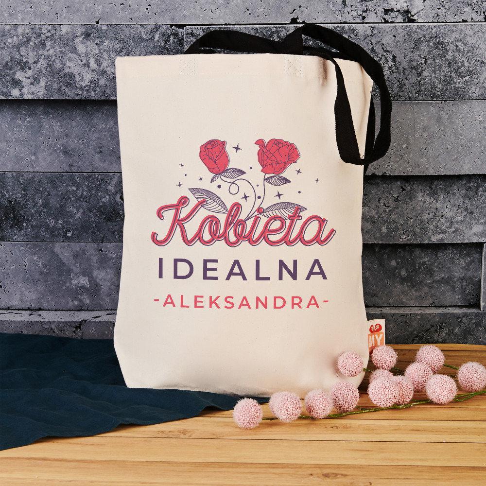 torba - prezent na Dzień Kobiet