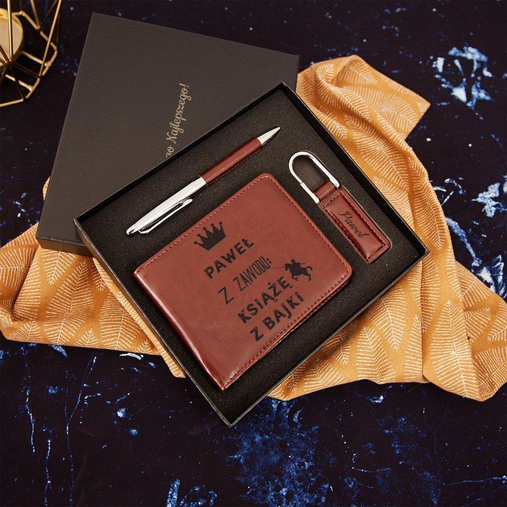 portfel - co na prezent dla męża