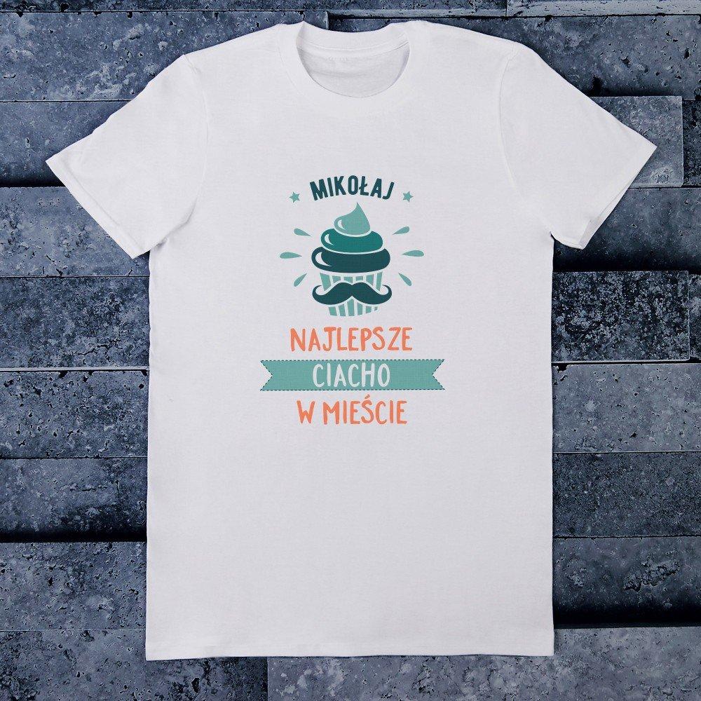 koszulka - prezent urodzinowy dla mężczyzny