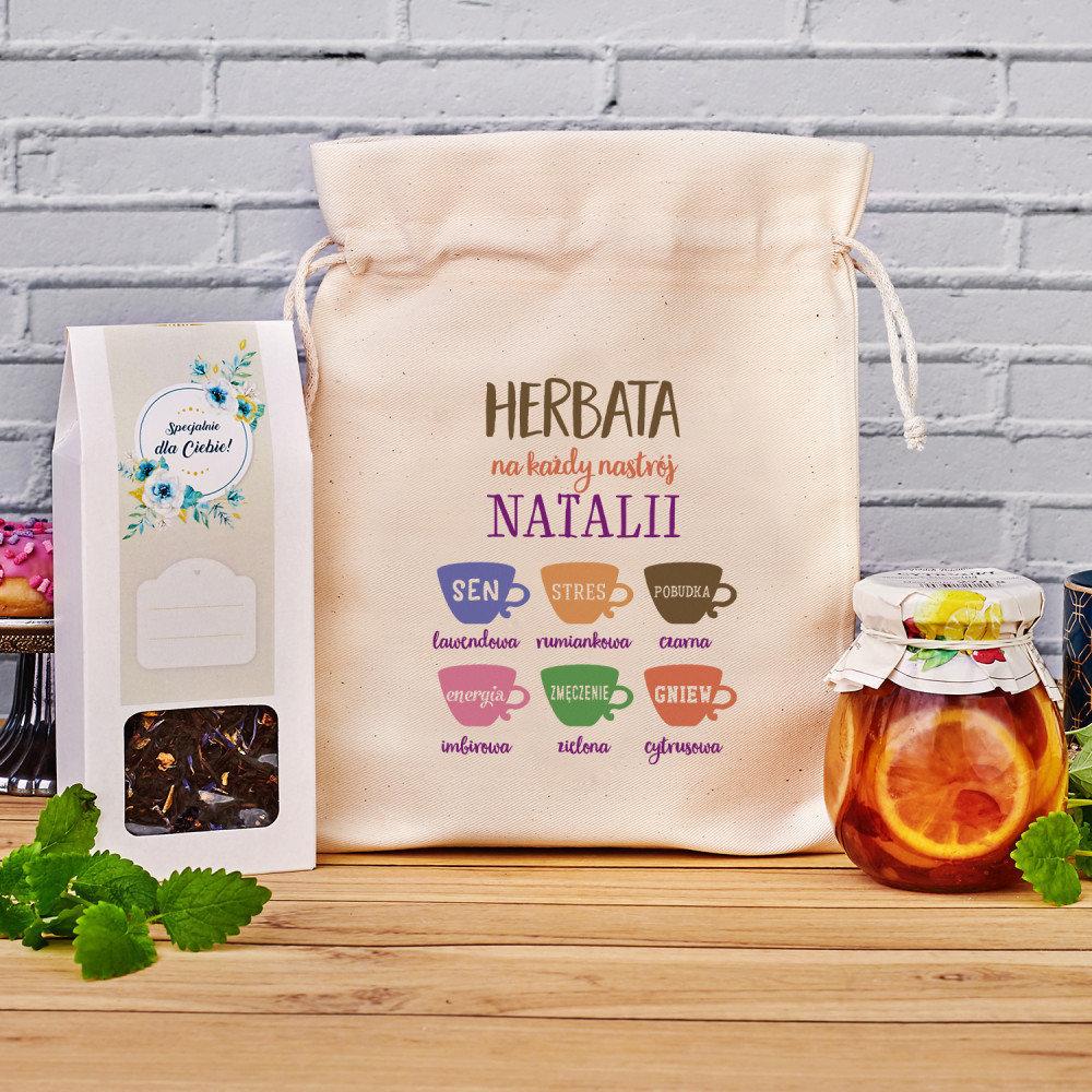 herbata - jaki prezent dla przyjaciółki