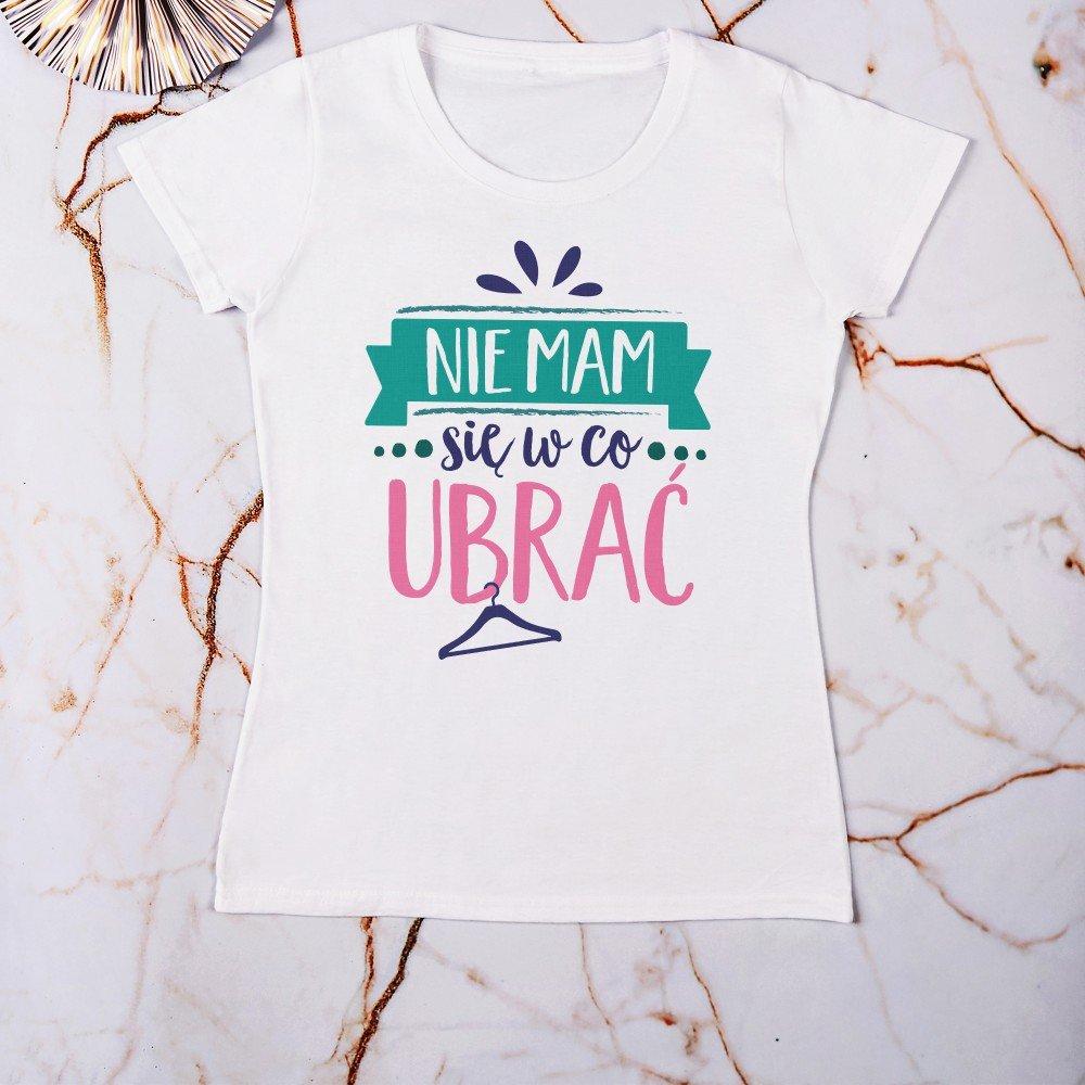 koszulka - jaki prezent dla przyjaciółki