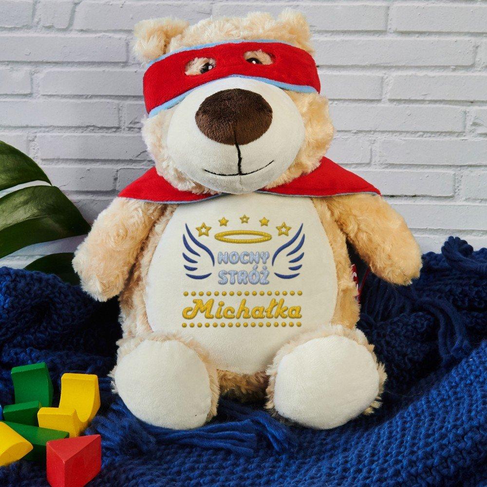 maskotka - prezent na roczek dla chłopca