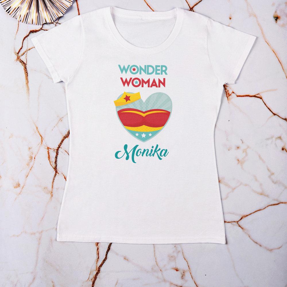 koszulka damska - prezent na Dzień Kobiet