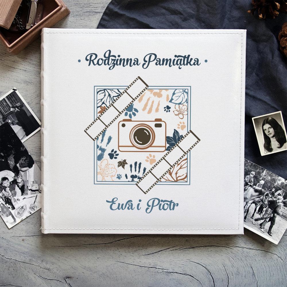 album - prezent dla teściów