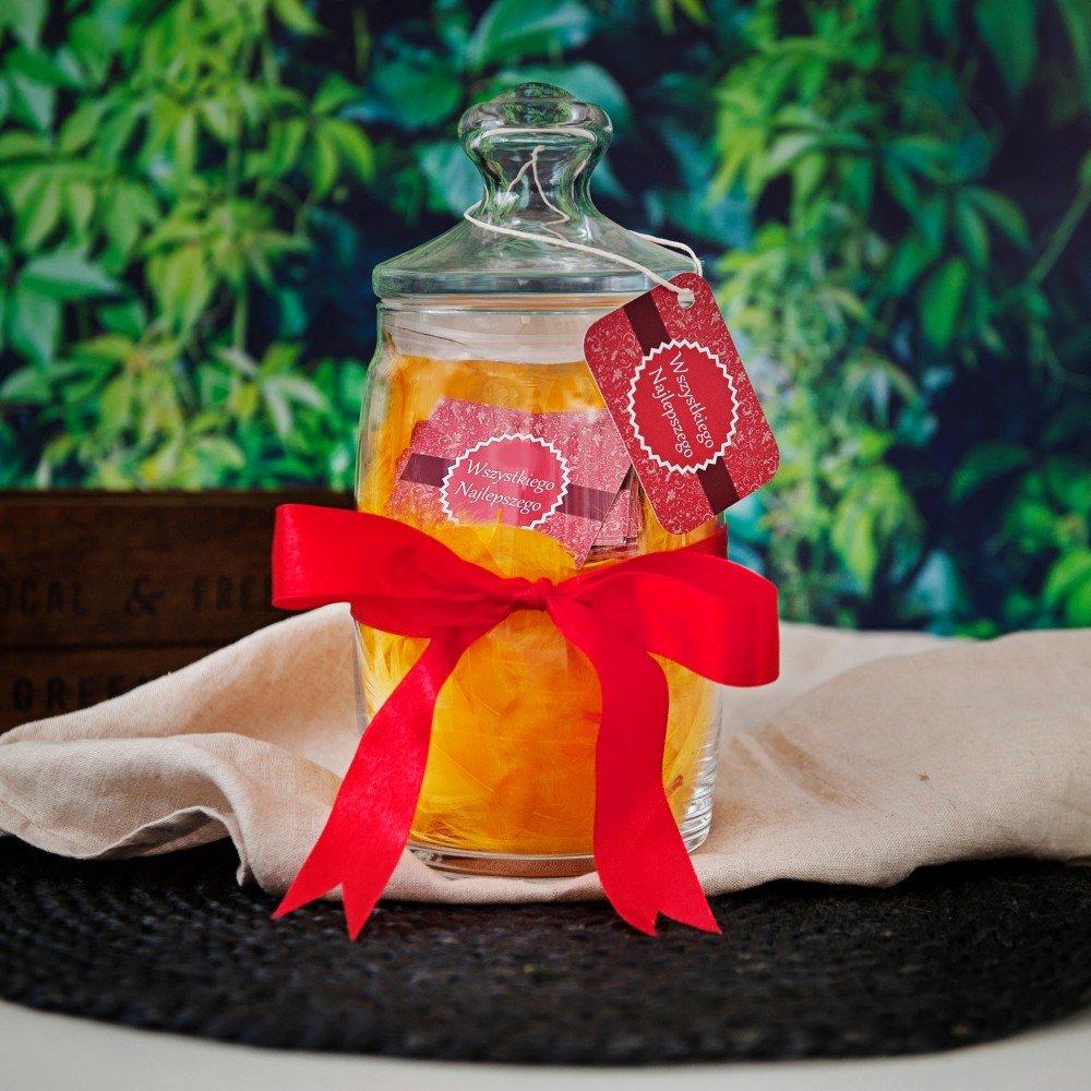 słój życzeń - prezent dla dziadków